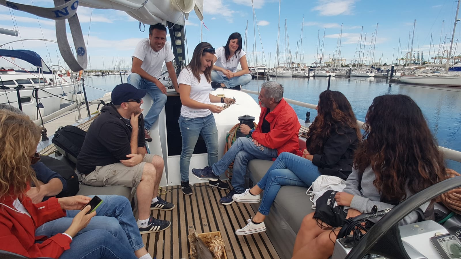 Proyecto Belharra - NavegaConCiencia